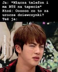 Asian Meme, Polish Memes, Funny Mems, I Love Bts, About Bts, My Hero Academia Manga, Bts Jimin, Bts Memes, K Pop