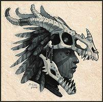 Image result for animal skull helmet