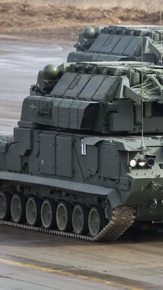 SA-15 Gauntlet, Tor, missile system, 9K330, Russian Army
