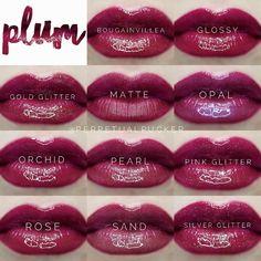 Plum LipSense by SeneGence ❤️ Love Your Lips by Allison Rafie Follow me on Instagram @luvurlips www.facebook.com/groups/loveyourlipsbyallisonrafie Distributer #328364
