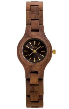 L7509W - Love that this is a wooden watch.  Perfect for my friend who is so hard to buy for.
