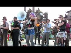 Emperor Norton's Stationary Marching Band @ Gas Works Park