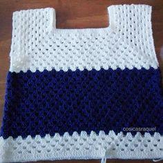 Crochet Woman, Crochet Baby, Free Crochet, Crochet Top, Crochet Shrug Pattern, Crochet Blouse, Crochet Patterns, Crochet Fashion, Crochet Clothes