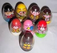 Weebles wobble but they don't fall down! I loved my weebles..My brother had these