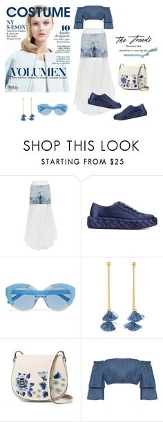 """""""My husband and I are doing a workshop. He works and I shop!"""" by curlysuebabydoll ❤ liked on Polyvore featuring Maticevski, Marco de Vincenzo, Karen Walker, Ben-Amun, French Connection and WearAll"""