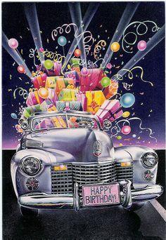 birthday car 1981 | by retrographic