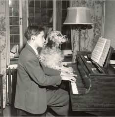 Glenn Gould   #piano