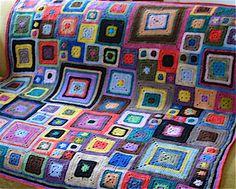 Crochet babette blanket ~ I'm doing this!!!
