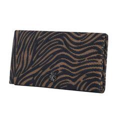 Zebra Envelope Clutch