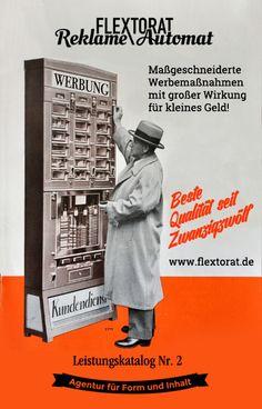 Flextorat.de | Reklame-Automat