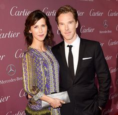 Benedict Cumberbatch's fiancee Sophie Hunter is pregnant with their first child!