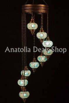 Mosaic Lamp Turkish Lamp Ottoman Lighting Chandelier Ottoman Lantern Lighting Lamps Laterns #MosaicLamp #HomeDecor