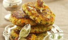 Μπιφτέκια λαχανικών Healthy Dishes, Veggie Dishes, Veggie Recipes, Appetizer Recipes, Healthy Eating, Cooking Recipes, Healthy Recipes, Healthy Food, Greek Cooking