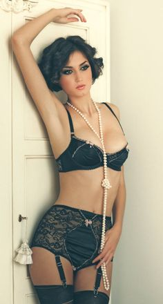 More Agent Provocateur #lingerie
