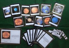 Elementary Observations: Studying the Solar System {with a Freebie}