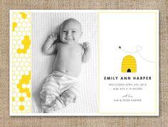 Simple Te Design Blog: birth announcements