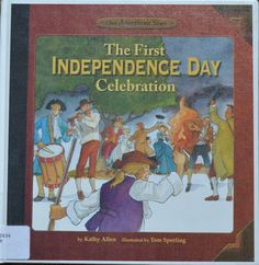 Book Blab - Blithering by a Book Lover: The First Independence Day Celebration ~ Picture B...