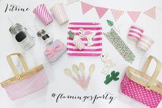 Flamingos Party | Vitrine | Caroline Brito