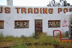 "Route 66 - Twin Arrows Trading Post, Arizona. ""The Fine Art Photography of Frank Romeo."""
