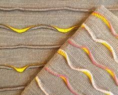 Morris, Kathleen (Academic)'s Portfolio – machine knits – machine knitting ideas Knitting Blogs, Loom Knitting, Knitting Stitches, Knitting Designs, Knitting Socks, Knitting Projects, Hand Knitting, Knitting Tutorials, Vogue Knitting
