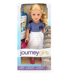 """Journey Girls 18 inch Doll - Meredith -  Toys R Us - Toys""""R""""Us"""