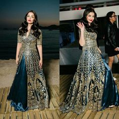 """49.5k Likes, 100 Comments - Instant Bollywood (@instantbollywood) on Instagram: """"Beauty Queen Aishwarya Rai Bachchan snapped at Cannes. . . . #Instantbollywood #Instabollywood…"""""""