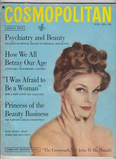 Cosmopolitan magazine, JUNE 1959