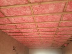 Using ceiling insulation like think pink aerolite to reduce household energy consumption and save money on your power bills. Thermal and acoustic.