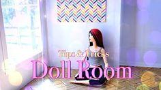 Doll Room Tour- Kids' Room - YouTube