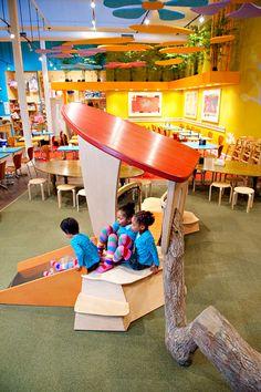 Hemos descubierto Treehouse Play Café,una cafetería muy divertida para niños que se encuentra enChestnut Hill, Philadelphia (EEUU) y ha sido diseñada por Metcalfe. Nos ha encantado la manera en la que se ha decorado el amplio espacio que dedican a los niños, usando madera de alta calidad tanto para la decoración y el mobiliario, como …