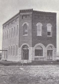 Original Bank Of Pocahontas Ne Corner Bettis And Everett