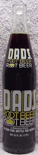 Dads Root Beer, Beer Company, Beer Bottle, Drinks, Drinking, Beverages, Beer Bottles, Drink, Beverage