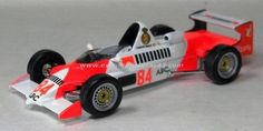 Campeonato Británico de Formula Ford 1984 Reynard Formula Ford 2000 Carlos Sainz 1/43