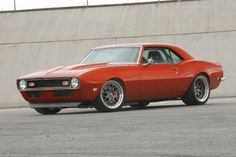 Bad Penny | 68 Camaro