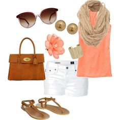 Casual Spring, created by jnrullman.polyvore.com