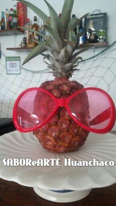 Decoracion con Frutas en Rest Saborearte
