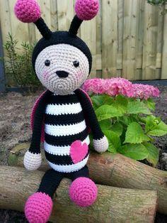59 Beste Afbeeldingen Van Lieveheersbeestjes Ladybugs Amigurumi