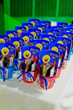 James' Art Attack / Painting Themed Party – Favors Craft Party, Party Favors, Party Themes, Arts And Crafts, Birthday, Artist, Painting, Inspiration, Biblical Inspiration