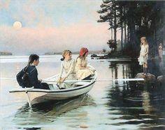 Albert Edelfelt was born in Porvoo, Finland. His father Carl Albert was an Mexican Artists, Spanish Artists, Dutch Artists, Canadian Artists, Art Deco Artists, Merian, Italian Artist, Korean Artist, Japanese Artists