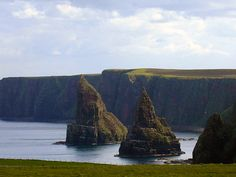 Great Duncansby Stacks