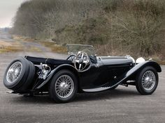 1936 Jaguar SS100 2½-litre Roadster                                                                                                                                                                                 More