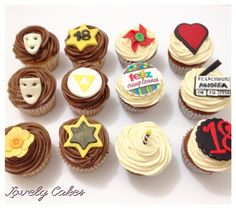 Cupcakes personalizadas