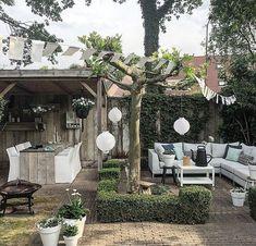 6 x tuininspiratie met de mooiste tuinen | InteriorTwin Tuin van huizenmeer.nl