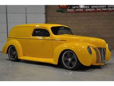 1940 Ford Sedan Delivery ...Like going fast?  Call or click:  1-877-INFRACTION.com (877-463-7228) for Aggressive Traffic Ticket, DUI and Suspended License Defense