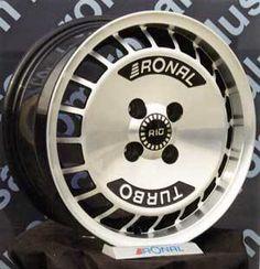 Ronal Turbo wheels