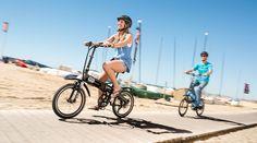 bici eléctrica city surfer