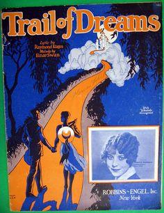 Trail of Dreams 1926