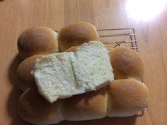 Receita de Pão - (sem ovos e leite)