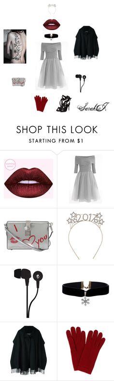 """s.j"" by sarahjavorova on Polyvore featuring Dolce&Gabbana, Skullcandy, Salvatore Ferragamo and L.K.Bennett"