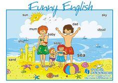Het Leren van Engels Woorden aan Kinderen